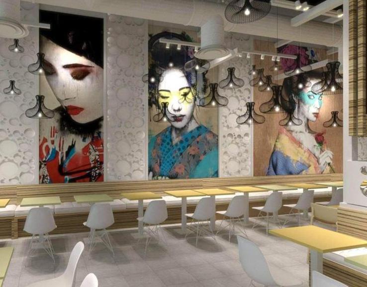 Décor Restaurant AsieATik